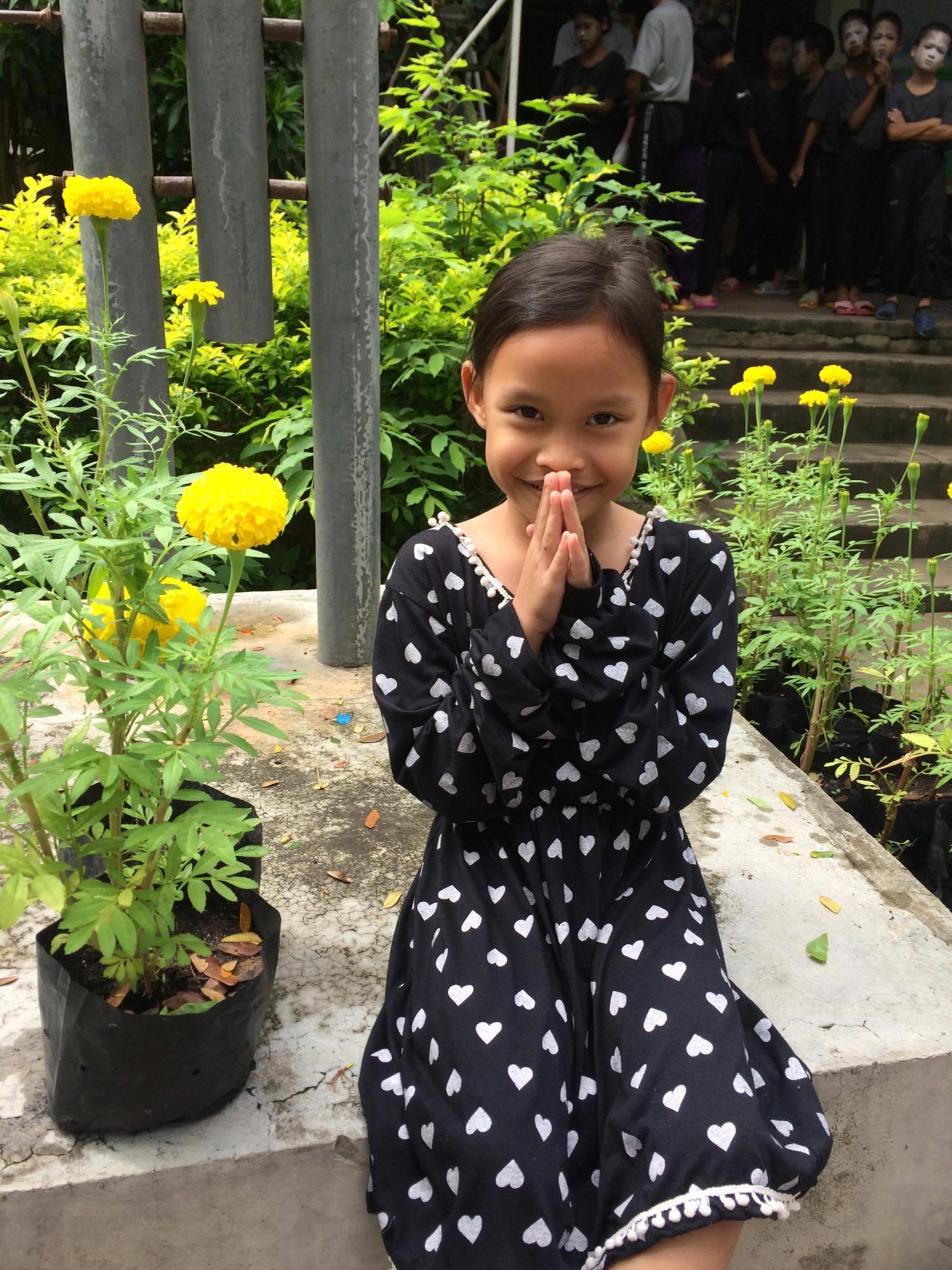 Thailand Children Home slide 4