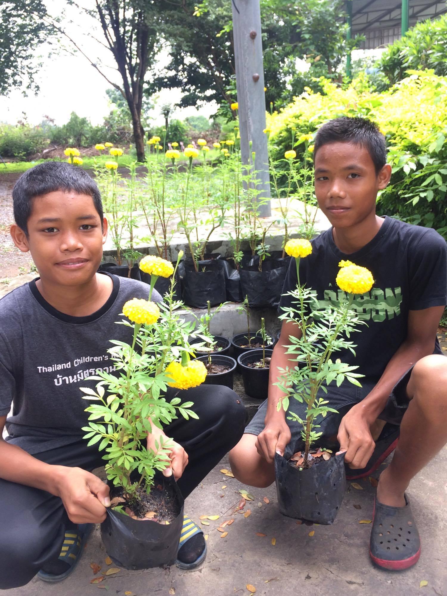 Thailand Children Home slide 5
