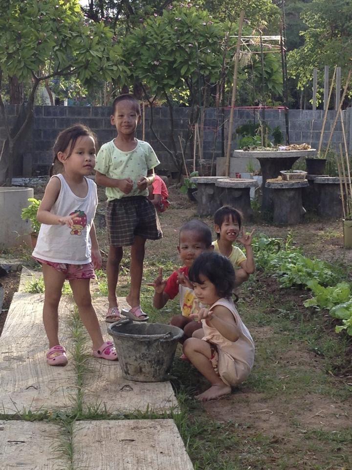 Thailand Children Home slide 22