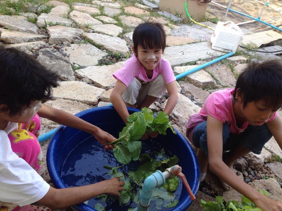 Thailand Children Home slide 23