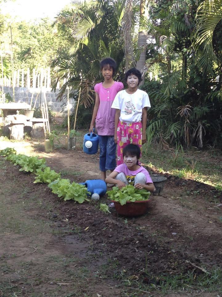 Thailand Children Home slide 25