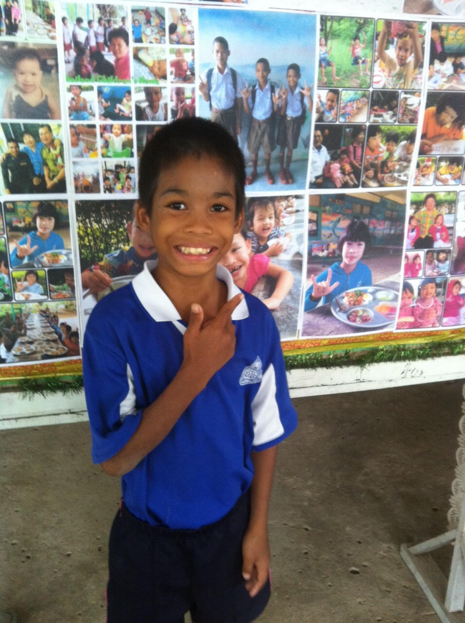 Thailand Children Home slide 12