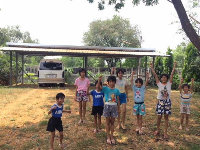 Thailand Children Home slide 15